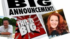 Big Announcement Friday With Destinie & Tommy 2.0 Youtube Live, Friday Morning, Announcement, Goals, Big