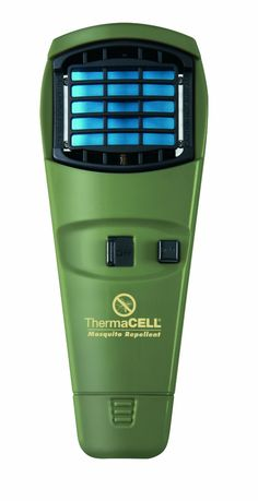 ThermaCELL Cordless Portable Mosquito Repellent Appliance {recommended by CoolTools} $17
