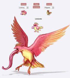 27 increibles fusiones Pokemon que no tienen desperdicio 4