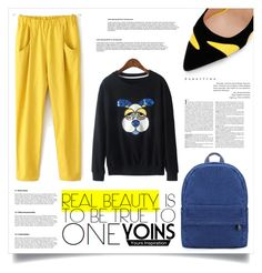 """""""YOINS #56"""" by virgamaleva ❤ liked on Polyvore featuring GetTheLook, yoins, yoinscollection and loveyoins"""