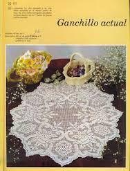 Rezultat slika za ganchillo sheme