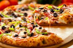 UNLIMITED Pizzas, pastas, fries and more @ Qafe Bistro, Banjara Hills- Carrotfry -- India's Best Online Shopping Deals and Coupons Website