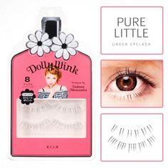 Dolly Wink Eyelash No.8 (Pure Little)
