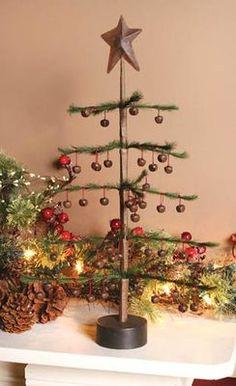 Decorative Tabletop Christmas Trees