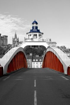 Swing Bridge over the Tyne