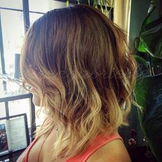 Beachy ☀️ #hairbysirengabrielle #sirensalon #asirenslifeforme #vancouver #vancouverhair #portland #portlandhair #pdx #pdxhair #portlandgirl #beachyhair #beachwaves #joico #hairshake #modernsalon #btcpics #hef #ineedthathair #balayage #colormelt #stylistshopconnect #beautylaunchpad #lob #ombre