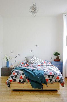 Gut Natürlicher Look Im Schlafzimmer 75 Möbelideen