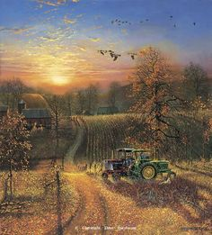 """Rural America 