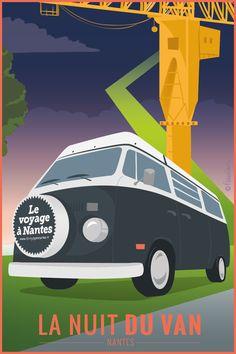 nantes Archives - Page 2 sur 10 - Emotion Wizard Tourism Poster, Travel Posters, Vintage Postcards, Vintage Ads, Ville France, Beautiful Beaches, City, Point, Web Project