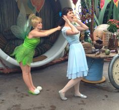 magic-golden-cupcake: I think Tinkerbell still... | Disney Bound