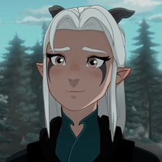 I swear if her ears keep moving I'm going to die, it's the cutest thing ever 🥰 Rayla Dragon Prince, Prince Dragon, Dragon Princess, Character Drawing, Character Design, Serie Original Netflix, Rayla X Callum, Cartoon Memes, Cartoons