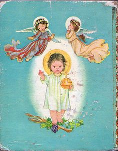 """""""Catholic Child's Book About God""""  By Jane Werner Watson  Illustrations by…"""
