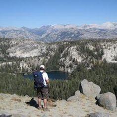 Backpacking Yosemite's Ten Lakes (San Francisco)