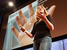 Katherine Kuchenbecker: The technology of touch | Talk Video | TED.com