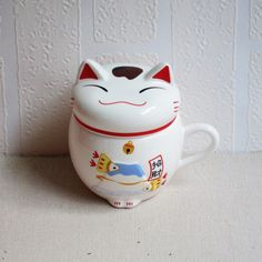 Pottery & Glass China & Dinnerware Systematic Birthday China Mug