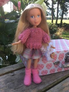 Tree Rescue Make Under Re-painted Change Bratz Doll 'Rosie' OOAK. Gift Boxed. | eBay