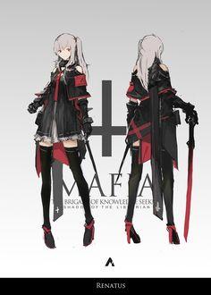 【Pixiv Fantasia T】 Re.Natus. | Renatus·Z [pixiv]