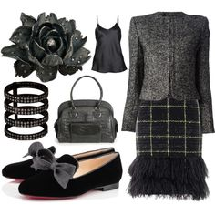 """""""You Mean Business"""" by leiastyle on Polyvore"""