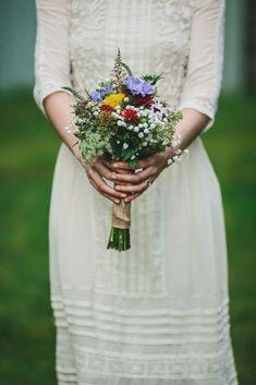 Eclectic Irish Wedding: Jane  Andrew