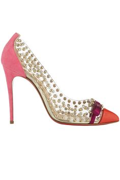 Shoe Porn: 20 Extravagant Heels and Flats for Fall  #christianlouboutin