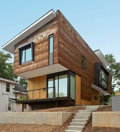 Dasgupta Saucier Residence by The Raleigh Architecture