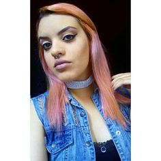 #pastelhair #pinkhair #colorhair