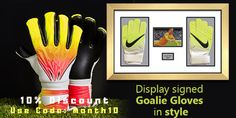 Celebrate the valuable assets of your life with the perfect frames to frame what you value the most. Goalie Glove Frames are a must add addition to your framing world! Cheap Picture Frames, Picture Frames Online, Goalie Gloves, Gift Ideas, Bedroom, Life, Photo Frames Online, Bedrooms, Dorm Room