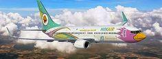 Nok Air bietet im Winterflugplan zusätzliche Flüge an