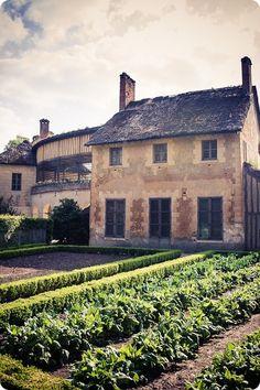 Petit Trianon, Versailles//