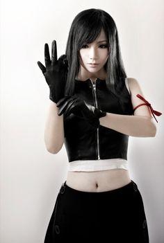 Tifa Lockhart | Mei Wai - WorldCosplay