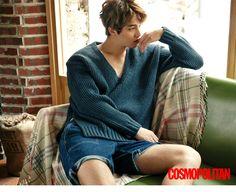 C.N Blue Jong Hyun - Cosmopolitan Magazine October Issue '15 Cnblue Jonghyun, Lee Jong Hyun Cnblue, Kang Min Hyuk, Jung Hyun, Lee Jung, Minhyuk, Cnblue Members, Korean Magazine, Love Songs 2017