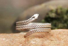 silver Jewelry snake Jewelry Boho ring Boho Jewelry silver ring snake ring Hippie ring Gypsy ring An Hippie Rings, Gypsy Rings, Boho Rings, Snake Jewelry, Boho Jewelry, Silver Jewelry, Silver Rings, Fox Ring, Ring Bear