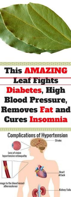This AMAZING Leaf Fights Diabetes, High Blood Pressure, Removes Fat and Cures Insomnia! Must See!!!