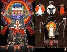 Slavic Mythology Art From Maxim Sukharev
