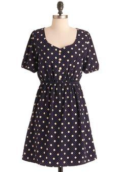 modcloth sweetheart dress