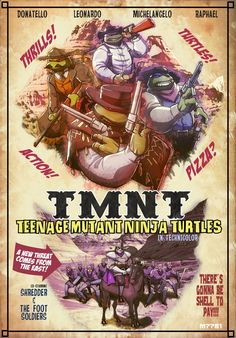 TMNT Western - Marco D'Alfonso a.k.a. M7781