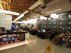 Coworking Spaces... Run By Corporations | Deskmag | Coworking