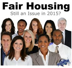 Fair Housing: Work to be Done in 2015