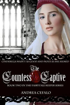Satisfaction for Insatiable Readers:  BOOK SPOTLIGHT:  The Countess' Captive by Andrea Cefalo via Historical Fiction Virtual Book Tours