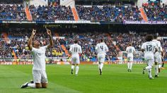 @RealMadrid Humillación con trampa.  El Real Madrid cura sus heridas, al menos aparentemente, aplastando a un Rayo Vallecano que dejó una gran imagen hasta el momento en el que decidió suicidarse #9ine