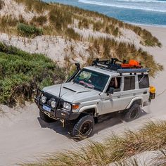 """theoverlandblog: """"If this is one of your dreams vehicles then comment below and let us know! Also check out @seekingthrills for more rad photos!! #overland #4wdtouring """""""