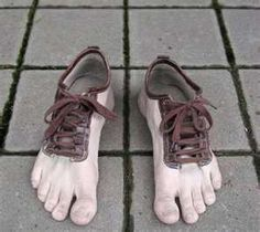 Now these are freaky shoes!!