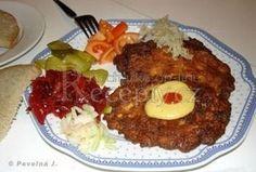 Čínské placičky Food And Drink, Rice, Eggs, Treats, Chicken, Cooking, Breakfast, Recipes, Sweet Like Candy