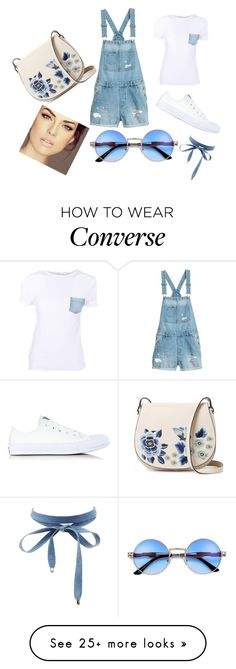 """""""Untitled #106"""" by deni2004 on Polyvore featuring Helmut Lang, Converse, French Connection and Charlotte Russe"""