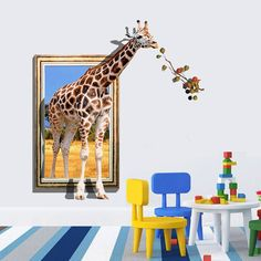 Home & Garden Smart Art Amote Home Decoration Accessories For Kids Rooms Home Decor Art Decal Terrific Value Wall Stickers