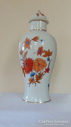 Hollóházi váza Jar, Home Decor, Homemade Home Decor, Jars, Decoration Home, Glass, Interior Decorating