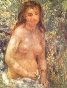 Torso al sol de Renoir es un Plano Medio