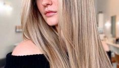 Cutest Face Framing Long Balayage Hairstyles for Women in 2020 Bob Haircuts For Women, Short Bob Haircuts, Latest Hair Color, Cool Hair Color, New Hair Do, Fresh Hair, Sleek Hairstyles, Hair Color Balayage, Blonde Highlights