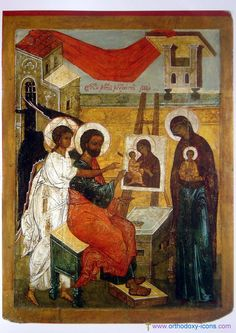 Russian icons from the Pskov. Part IV  The picture never lies.