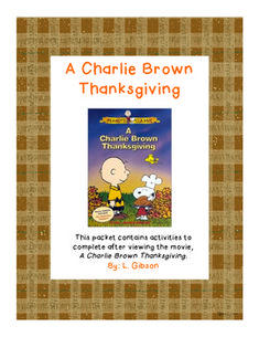 This is a 7 page packet that corresponds with the DVD: A Charlie Brown Thanksgiving Students are asked to practice various reading and math skills. Charlie Brown Thanksgiving, Thanksgiving Parties, Thanksgiving Activities, School Parties, Math Skills, Reading Activities, Teacher Newsletter, Second Grade, Teacher Pay Teachers